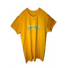 Boloboss printed t-shirt - Yellow