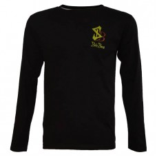 Long sleeve Boloboss T-shirt - print - black
