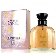 Perfume Cool Madam for Women 3.3 oz EDT by Paris Elysees