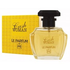 Cash woman - eau de toilette femme 100ml by P.E