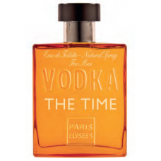 Vodka The Time For Men
