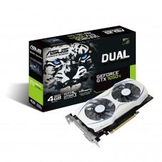 ASUS DUAL-GTX1050TI-4G GeForce GTX 1050 Ti Venant des USA