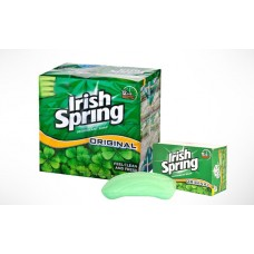 savon déodorant irish spring - venant des USA