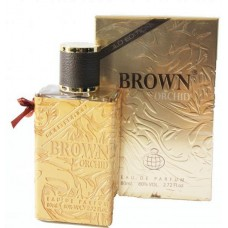 Brown Orchid Gold Edition for Unisex