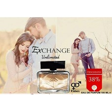 Exchange Unlimited Parfum By Cosmic London EDP 100 ml