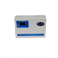 Regulateur de tension Input Voltage 90-280V Output Voltage 200-240 + 5V Power 3KVA