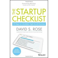 The Startup Checklist-25 Steps to a Scalable High-Growth Business