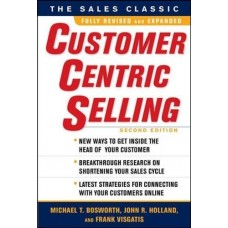 Customer Centric Selling-The eight main aspects of communication with clients