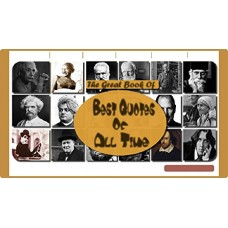 The Great Book Of Best Quotes Of All Time