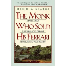 The Monk Who Sold His Ferrari_