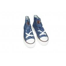 Chaussure de tennis en toile