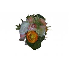 Bouquet de mariage étincelant