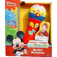 Disney Junior Mickey Mouse Clubhouse Mon premier microphone