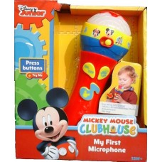 Disney Junior Mickey Mouse Clubhouse My First Microphone