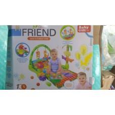 Portique de jeu évolutif pour nouveau-nés à tout-petits