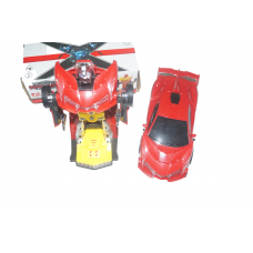 Deformation Warrior Robot Deformation Car Warrior