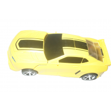 car transformers yellow- Bumblebee