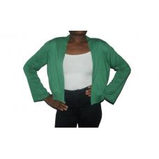 gilet de couleur Vert  - 99 Jane Street- taille L