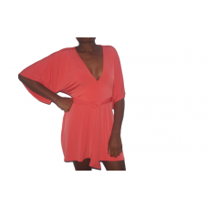 Orange jumpsuit - Express- size L / G