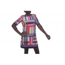 376-5000 Gay Stripes Dress LM-Eliza J
