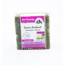 Clarifying Natural Soap Turmeric Lemon 150g