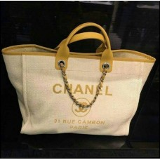 31 Rue Cambon Chanel canvas bag