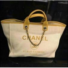 31 Rue Cambon Chanel canvas bag