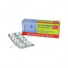 ibuprofene comprime detail