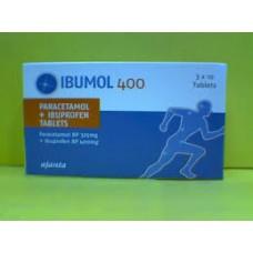 ibumol 400mg boite-30