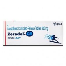 zerodol 200mg comprime boite-10