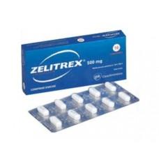 zelitrex 500mg comprime boite-10