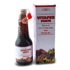 vitafer forte sirop 200ml