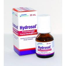 hydrosol polyvitamine eurolab 30ml