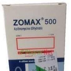 zamox 500g-62.5mg sachet boite-12 enfants