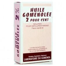 huile gomenolee 2-pour-cent nas 22ml