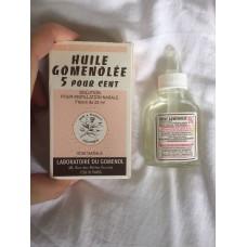 huile gomenolee 5-pour-cent nas 22ml