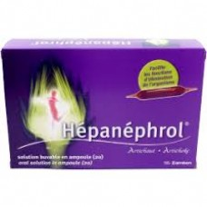 hepanephrol ampoule buvable