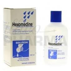 hexomedine 1-pour-cent solution 250ml