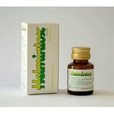 Pregătire pentru instrucțiunile nemozolului de viermi Comment utiliser helmintox