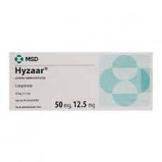 hyzaar 50mg-12.5mg comprime boite-28