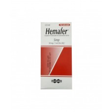 hemafer sirop flacon-125ml
