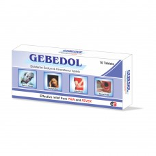 gebedol 50-500mg comprime boite-10