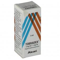 tobradex collyre flacon 5ml