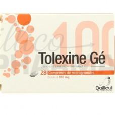 tolexine ge 100mg comprime boite-28