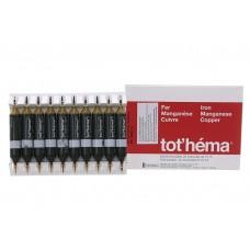 tothema ampoule buvable 10ml boite-20