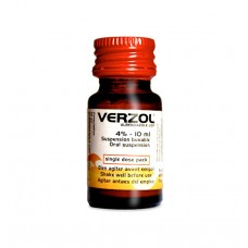 verzol suspension buvable flacon 10ml