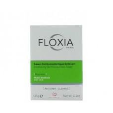 floxia savon dermo exfoliant 125g disco
