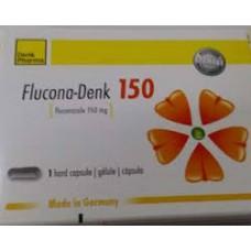 flucona denk 150mg  gelule boite-1