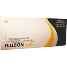 fluzon 150mg comprime boite-12