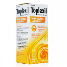 toplexil  0.33mg ml suspension flacon 150ml